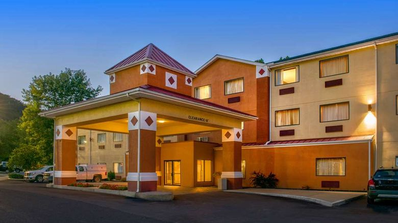 """Best Western Logan Inn Exterior. Images powered by <a href=""""http://web.iceportal.com"""" target=""""_blank"""" rel=""""noopener"""">Ice Portal</a>."""