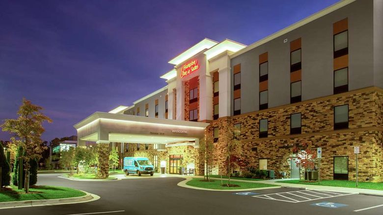"""Hampton Inn  and  Suites Glenarden Exterior. Images powered by <a href=""""http://web.iceportal.com"""" target=""""_blank"""" rel=""""noopener"""">Ice Portal</a>."""