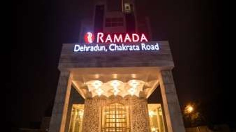 "Ramada Dehradun Chakrata Road Exterior. Images powered by <a href=""http://web.iceportal.com"" target=""_blank"" rel=""noopener"">Ice Portal</a>."