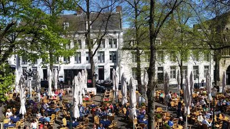 """Derlon Hotel Maastricht Exterior. Images powered by <a href=""""http://web.iceportal.com"""" target=""""_blank"""" rel=""""noopener"""">Ice Portal</a>."""