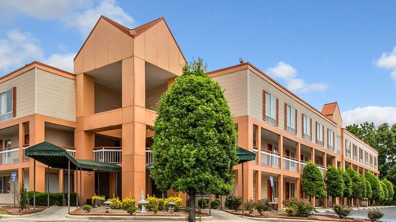"""Quality Inn Homewood Exterior. Images powered by <a href=""""http://web.iceportal.com"""" target=""""_blank"""" rel=""""noopener"""">Ice Portal</a>."""