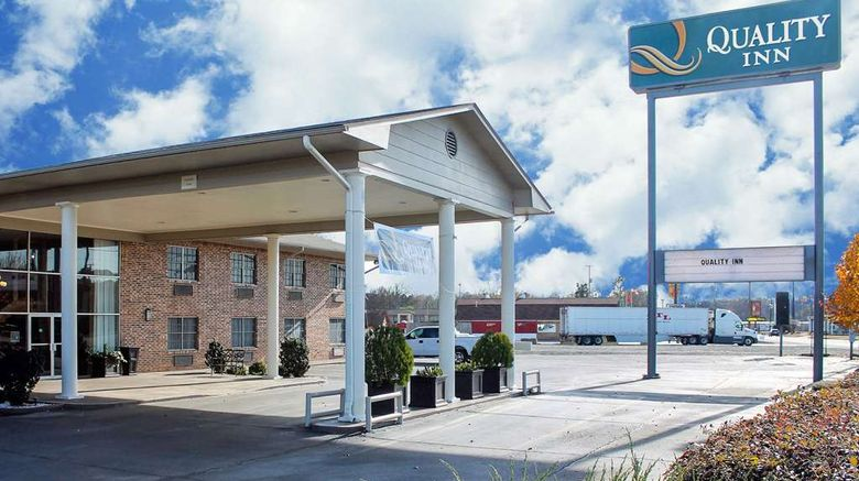 """Quality Inn Arkadelphia Exterior. Images powered by <a href=""""http://web.iceportal.com"""" target=""""_blank"""" rel=""""noopener"""">Ice Portal</a>."""