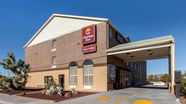 """Clarion Inn Kingman I-40 Route 66 Exterior. Images powered by <a href=""""http://web.iceportal.com"""" target=""""_blank"""" rel=""""noopener"""">Ice Portal</a>."""
