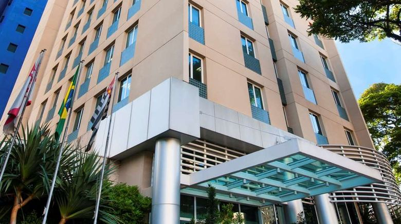 """Comfort Hotel Ibirapuera Exterior. Images powered by <a href=""""http://web.iceportal.com"""" target=""""_blank"""" rel=""""noopener"""">Ice Portal</a>."""