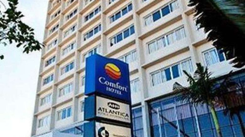 """Comfort Hotel Sertaozinho Exterior. Images powered by <a href=""""http://web.iceportal.com"""" target=""""_blank"""" rel=""""noopener"""">Ice Portal</a>."""