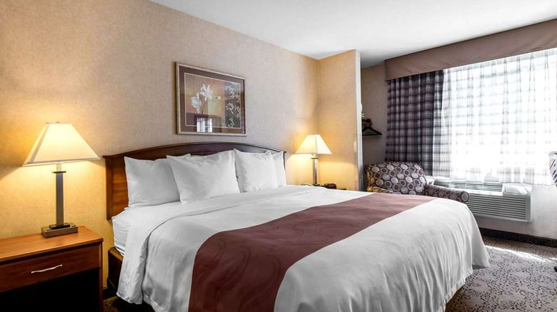 """Quality Inn Hotel Exterior. Images powered by <a href=""""http://web.iceportal.com"""" target=""""_blank"""" rel=""""noopener"""">Ice Portal</a>."""