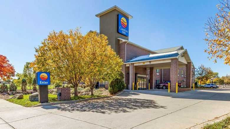 """Comfort Inn Denver West Exterior. Images powered by <a href=""""http://web.iceportal.com"""" target=""""_blank"""" rel=""""noopener"""">Ice Portal</a>."""