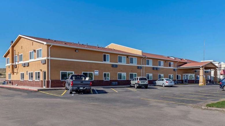 """Econo Lodge La Junta Exterior. Images powered by <a href=""""http://web.iceportal.com"""" target=""""_blank"""" rel=""""noopener"""">Ice Portal</a>."""