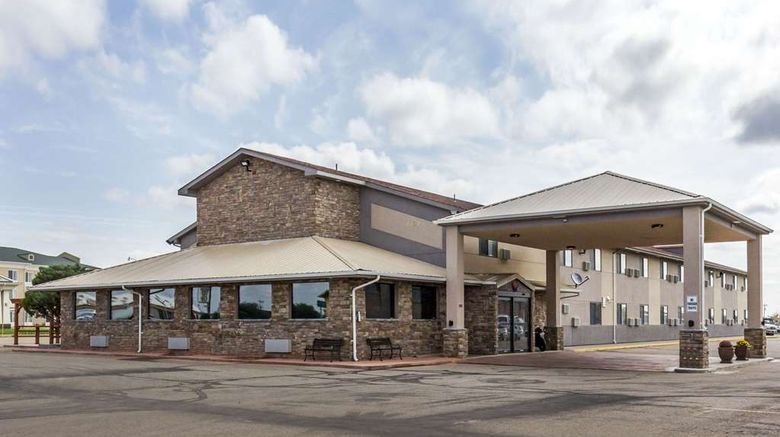 """Quality Inn Lamar Exterior. Images powered by <a href=""""http://web.iceportal.com"""" target=""""_blank"""" rel=""""noopener"""">Ice Portal</a>."""