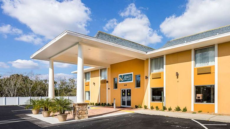 """Quality Inn  and  Suites Heritage Park Exterior. Images powered by <a href=""""http://web.iceportal.com"""" target=""""_blank"""" rel=""""noopener"""">Ice Portal</a>."""