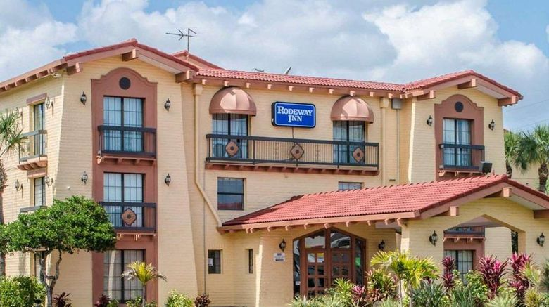 """Rodeway Inn  and  Suites, Tampa Exterior. Images powered by <a href=""""http://web.iceportal.com"""" target=""""_blank"""" rel=""""noopener"""">Ice Portal</a>."""