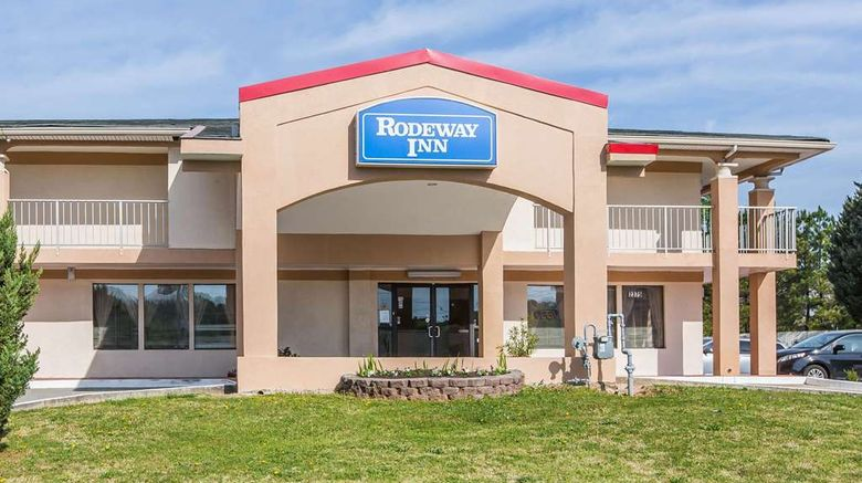 """Rodeway Inn  and  Suites Marietta Exterior. Images powered by <a href=""""http://web.iceportal.com"""" target=""""_blank"""" rel=""""noopener"""">Ice Portal</a>."""