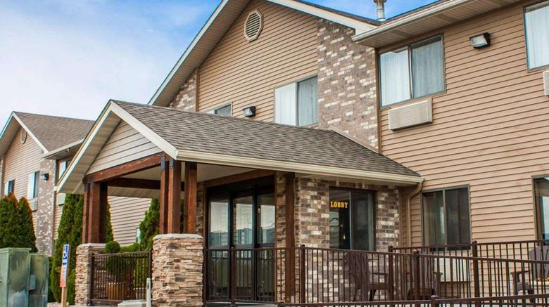 """Quality Inn Pocatello Exterior. Images powered by <a href=""""http://web.iceportal.com"""" target=""""_blank"""" rel=""""noopener"""">Ice Portal</a>."""