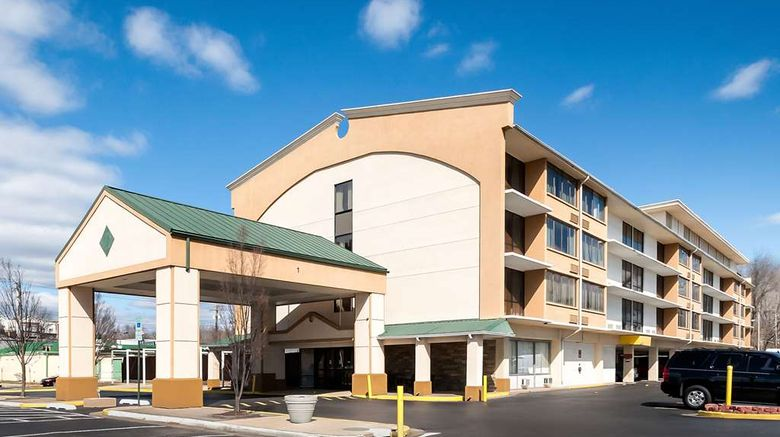 """Quality Inn  and  Suites Laurel Exterior. Images powered by <a href=""""http://web.iceportal.com"""" target=""""_blank"""" rel=""""noopener"""">Ice Portal</a>."""
