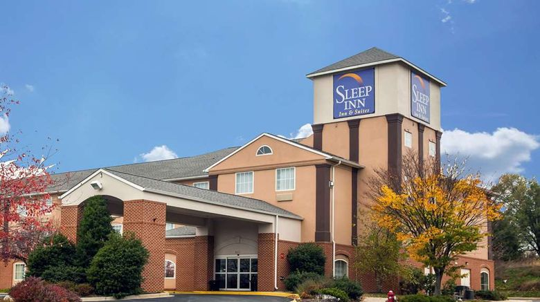 """Sleep Inn  and  Suites Silo Hill Exterior. Images powered by <a href=""""http://web.iceportal.com"""" target=""""_blank"""" rel=""""noopener"""">Ice Portal</a>."""