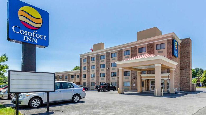 """Comfort Inn Red Horse Exterior. Images powered by <a href=""""http://web.iceportal.com"""" target=""""_blank"""" rel=""""noopener"""">Ice Portal</a>."""