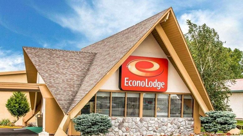 """Econo Lodge Bay City Exterior. Images powered by <a href=""""http://web.iceportal.com"""" target=""""_blank"""" rel=""""noopener"""">Ice Portal</a>."""