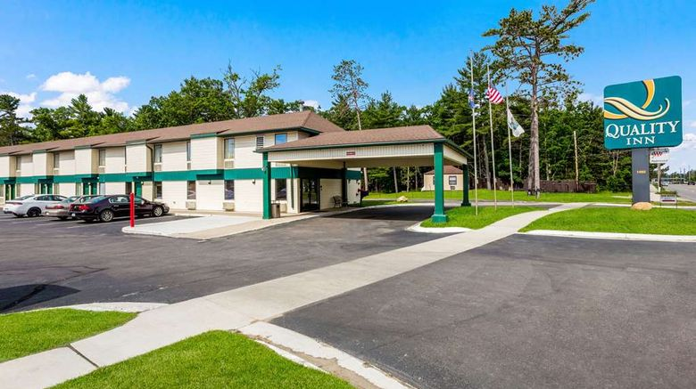 """Quality Inn by the Bay Exterior. Images powered by <a href=""""http://web.iceportal.com"""" target=""""_blank"""" rel=""""noopener"""">Ice Portal</a>."""