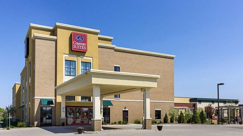 """Comfort Suites  and  Conference Center Exterior. Images powered by <a href=""""http://web.iceportal.com"""" target=""""_blank"""" rel=""""noopener"""">Ice Portal</a>."""