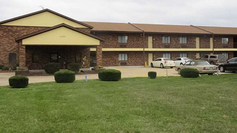 """Quality Inn Farmington Exterior. Images powered by <a href=""""http://web.iceportal.com"""" target=""""_blank"""" rel=""""noopener"""">Ice Portal</a>."""
