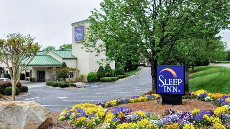 "Sleep Inn Exterior. Images powered by <a href=""http://web.iceportal.com"" target=""_blank"" rel=""noopener"">Ice Portal</a>."