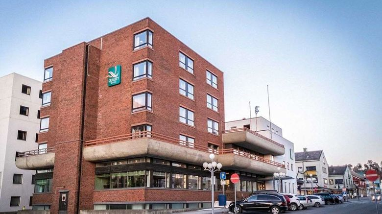 """Quality Hotel Grand Steinkjer Exterior. Images powered by <a href=""""http://web.iceportal.com"""" target=""""_blank"""" rel=""""noopener"""">Ice Portal</a>."""