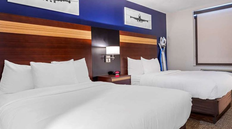 """Comfort Inn Laguardia Airport- 83rd  St Room. Images powered by <a href=""""http://web.iceportal.com"""" target=""""_blank"""" rel=""""noopener"""">Ice Portal</a>."""