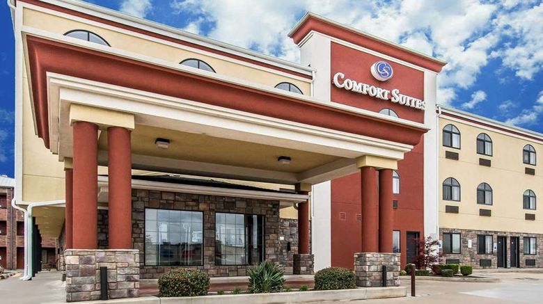 """Comfort Suites Fairgrounds West Exterior. Images powered by <a href=""""http://web.iceportal.com"""" target=""""_blank"""" rel=""""noopener"""">Ice Portal</a>."""