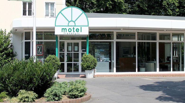 "Advena Motel Frankfurt Exterior. Images powered by <a href=""http://www.leonardo.com"" target=""_blank"" rel=""noopener"">Leonardo</a>."