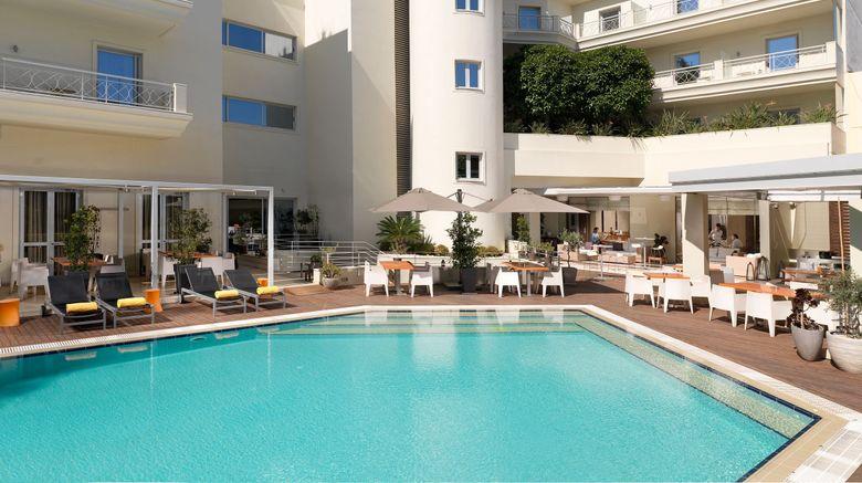 """Elefsina Hotel Exterior. Images powered by <a href=""""http://www.leonardo.com"""" target=""""_blank"""" rel=""""noopener"""">Leonardo</a>."""