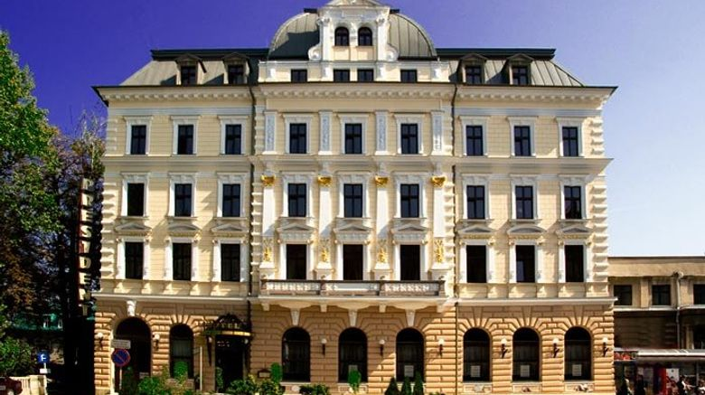 "Prezydent Hotel Exterior. Images powered by <a href=""http://www.leonardo.com"" target=""_blank"" rel=""noopener"">Leonardo</a>."