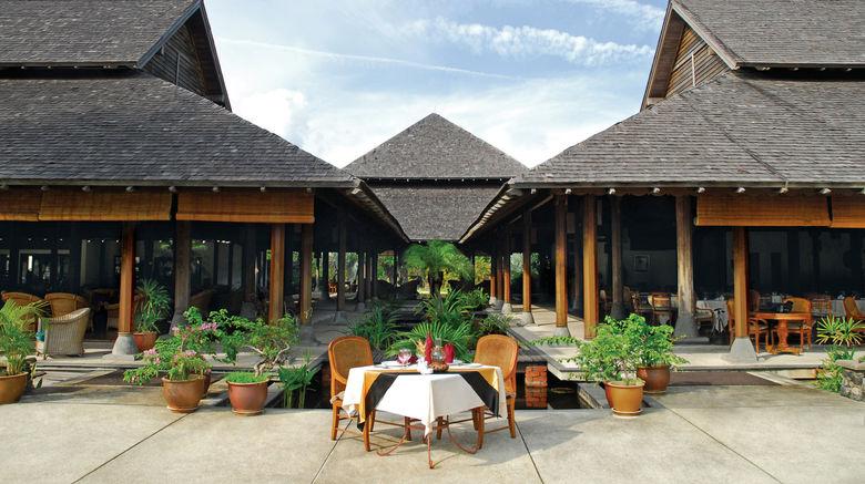 "Rebak Island Resort - A Taj Hotel Exterior. Images powered by <a href=""http://www.leonardo.com"" target=""_blank"" rel=""noopener"">Leonardo</a>."