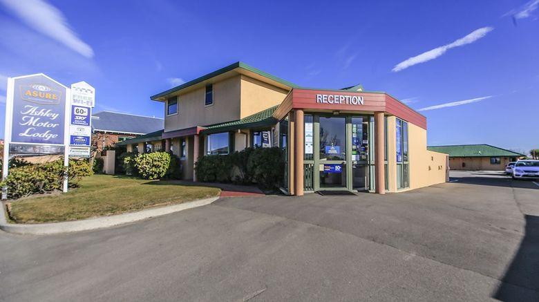 "ASURE Ashley Motor Lodge Exterior. Images powered by <a href=""http://www.leonardo.com"" target=""_blank"" rel=""noopener"">Leonardo</a>."