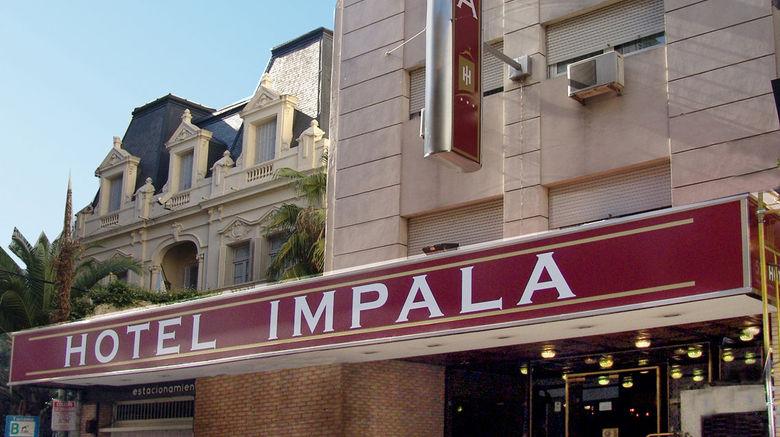 "Hotel Impala Exterior. Images powered by <a href=""http://www.leonardo.com"" target=""_blank"" rel=""noopener"">Leonardo</a>."