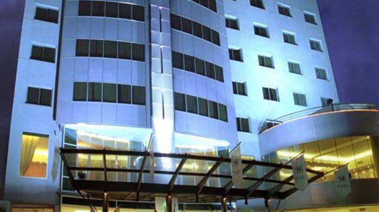 "Hotel Plaza Real Exterior. Images powered by <a href=""http://www.leonardo.com"" target=""_blank"" rel=""noopener"">Leonardo</a>."