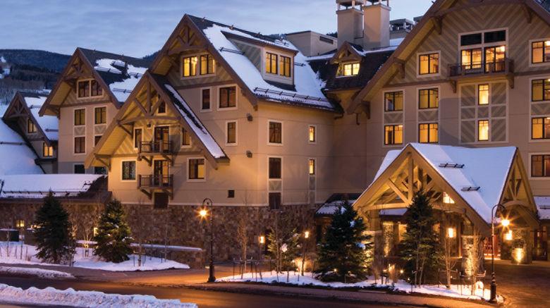 "Four Seasons Resort Vail Exterior. Images powered by <a href=""http://www.leonardo.com"" target=""_blank"" rel=""noopener"">Leonardo</a>."