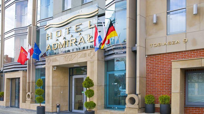 "Hotel Admiral Exterior. Images powered by <a href=""http://www.leonardo.com"" target=""_blank"" rel=""noopener"">Leonardo</a>."