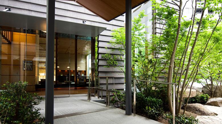 "Hotel Niwa Tokyo Exterior. Images powered by <a href=""http://www.leonardo.com"" target=""_blank"" rel=""noopener"">Leonardo</a>."