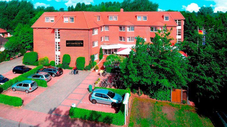 "Hotel Am Badepark Exterior. Images powered by <a href=""http://www.leonardo.com"" target=""_blank"" rel=""noopener"">Leonardo</a>."
