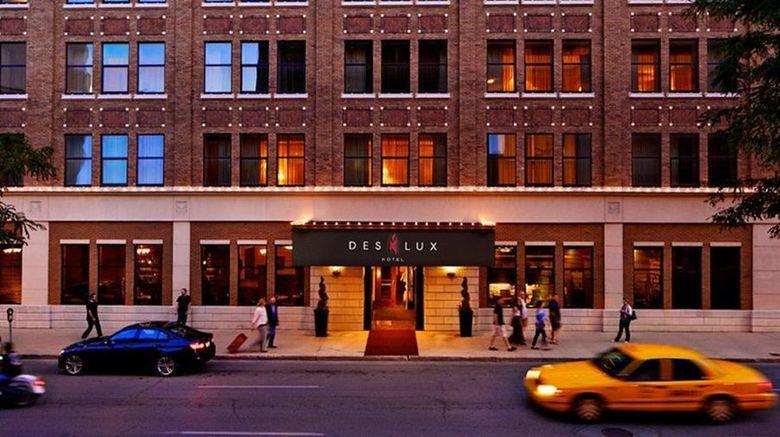"Des Lux Hotel Exterior. Images powered by <a href=""http://www.leonardo.com"" target=""_blank"" rel=""noopener"">Leonardo</a>."