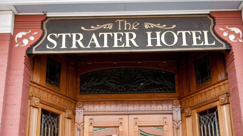 "Strater Hotel Exterior. Images powered by <a href=""http://www.leonardo.com"" target=""_blank"" rel=""noopener"">Leonardo</a>."