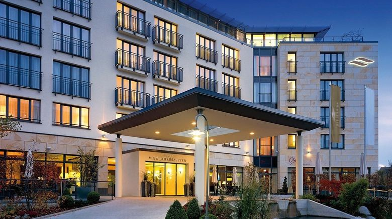 "Hotel Vier Jahreszeiten Starnberg Exterior. Images powered by <a href=""http://www.leonardo.com"" target=""_blank"" rel=""noopener"">Leonardo</a>."