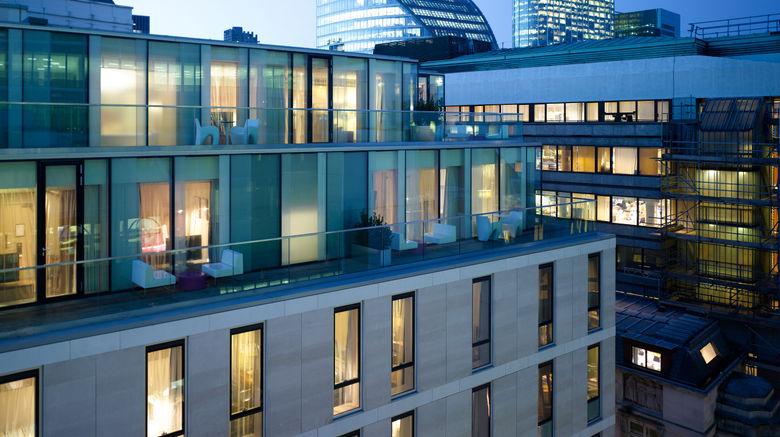 "Apex London Wall Hotel Exterior. Images powered by <a href=""http://www.leonardo.com"" target=""_blank"" rel=""noopener"">Leonardo</a>."