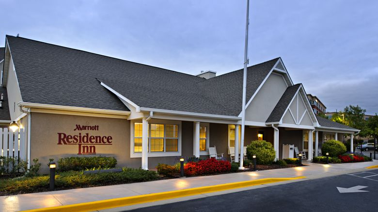 """Residence Inn Greenbelt Exterior. Images powered by <a href=""""http://www.leonardo.com"""" target=""""_blank"""" rel=""""noopener"""">Leonardo</a>."""