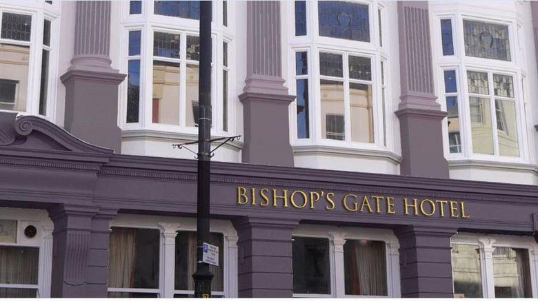"Bishops Gate Hotel Exterior. Images powered by <a href=""http://www.leonardo.com"" target=""_blank"" rel=""noopener"">Leonardo</a>."