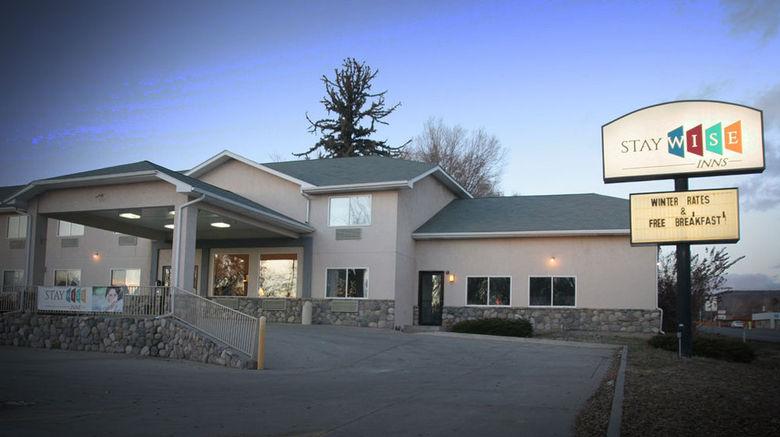 "Stay Wise Inn Cedaredge Exterior. Images powered by <a href=""http://www.leonardo.com"" target=""_blank"" rel=""noopener"">Leonardo</a>."
