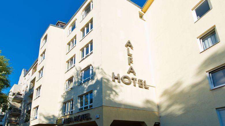 "Alfa Hotel Gold Inn, Berlin Exterior. Images powered by <a href=""http://www.leonardo.com"" target=""_blank"" rel=""noopener"">Leonardo</a>."