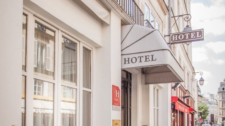 "Hotel Le Compostelle Exterior. Images powered by <a href=""http://www.leonardo.com"" target=""_blank"" rel=""noopener"">Leonardo</a>."