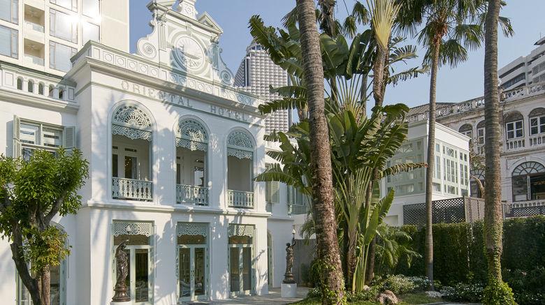 "Mandarin Oriental Bangkok Exterior. Images powered by <a href=""http://www.leonardo.com"" target=""_blank"" rel=""noopener"">Leonardo</a>."
