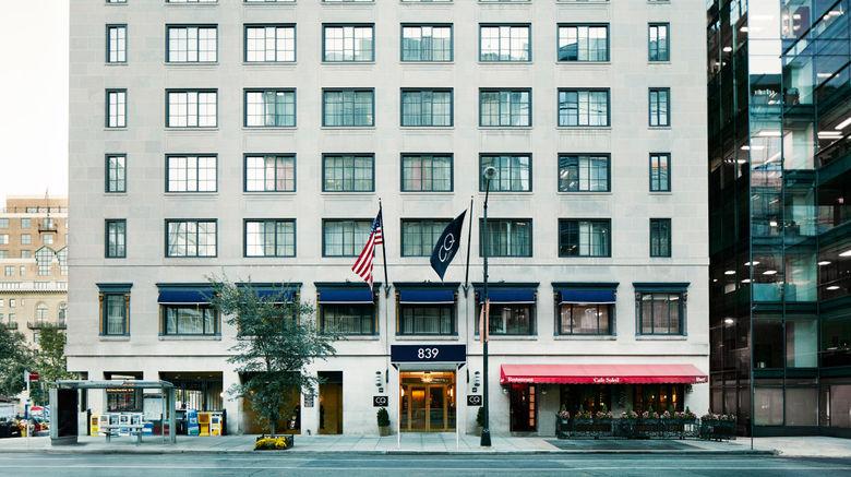 "Club Quarters Hotel in Washington, DC Exterior. Images powered by <a href=""http://www.leonardo.com"" target=""_blank"" rel=""noopener"">Leonardo</a>."